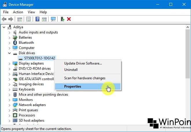 Cara Mengaktifkan Disk Write Caching di Windows 10 (2)