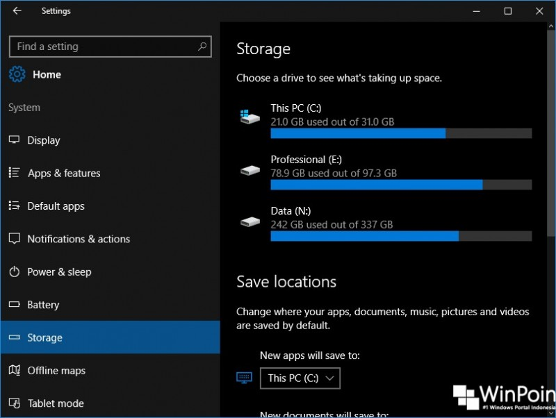 Cara Menghapus File Temporary di Windows 10 (2)