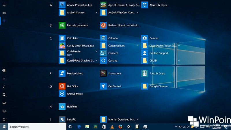 Cara Menghilangkan Opsi Uninstall Apps pada Start Menu Windows 10 (1)