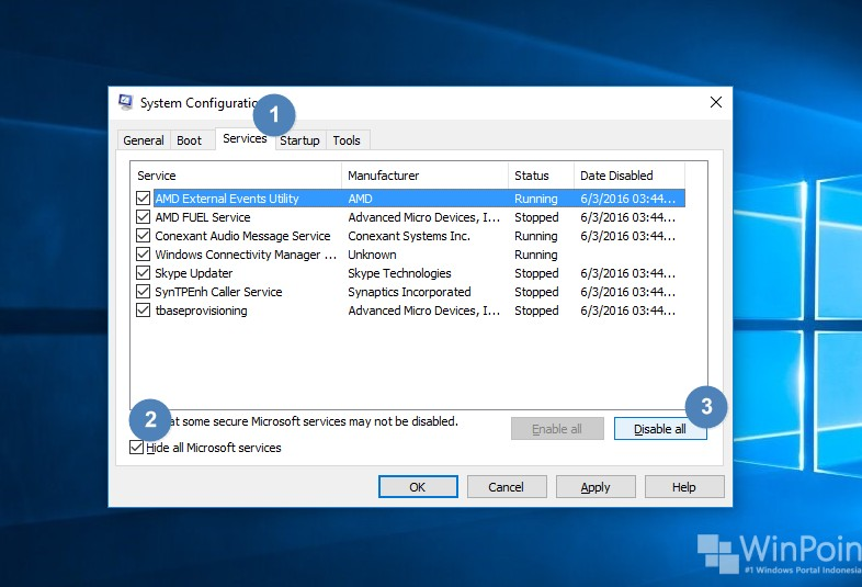Cara Menjalankan Clean Boot di Windows 10 (3)