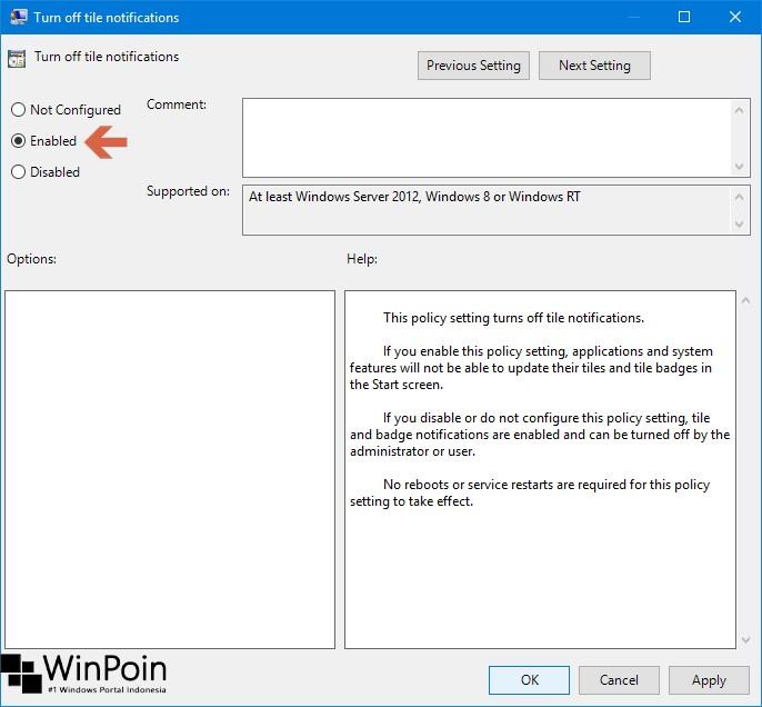 Cara Menonaktifkan Live Tile Windows 10 Secara Permanen (4)