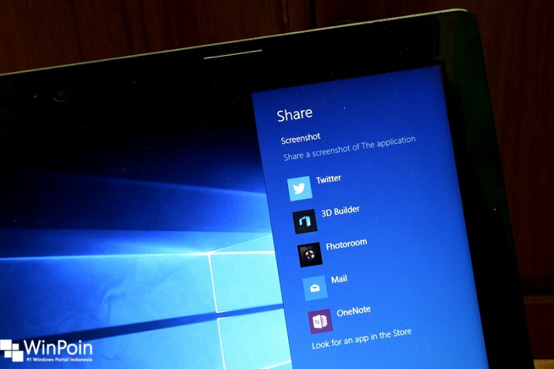 Cara Sharing Konten ke Social Media dari Windows 10 (1)
