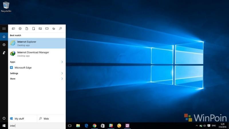 Cara Mengganti Background Desktop untuk Windows 10 yang Belum Teraktivasi
