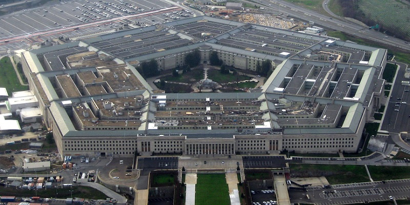 Gedung Pentagon Dephan AS