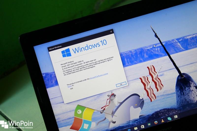 Microsoft Merilis Windows 10 Build 14388 untuk PC dan Mobile