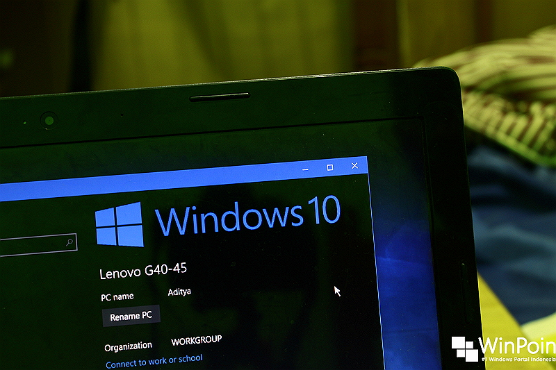 Microsoft Merilis Windows 10 Build 14393.5 ke Slow dan Release Preview Ring