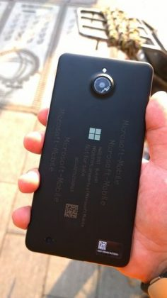 Prototype Lumia Honjo Kembali Bocor ke Publik
