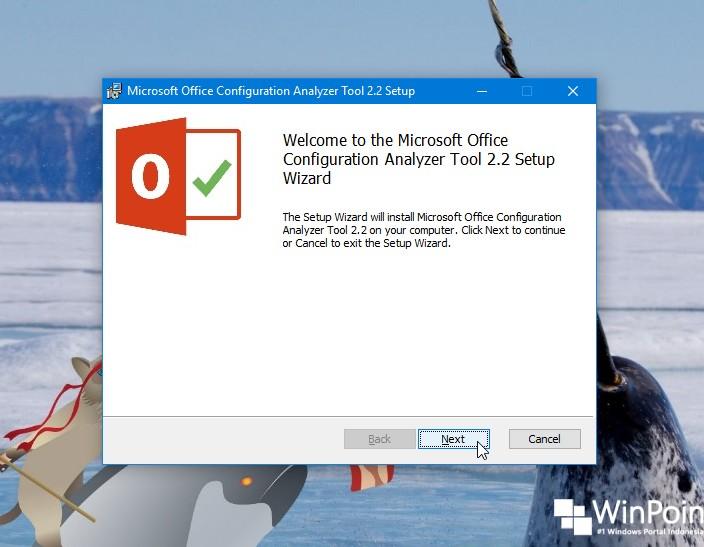 Office Configuration Analyzer Tool Troubleshooting Masalah Pada MS Office (2)