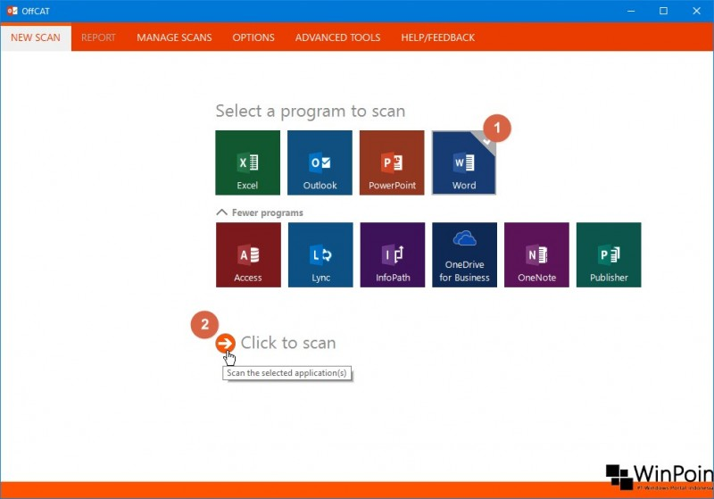 Office Configuration Analyzer Tool Troubleshooting Masalah Pada MS Office (4)
