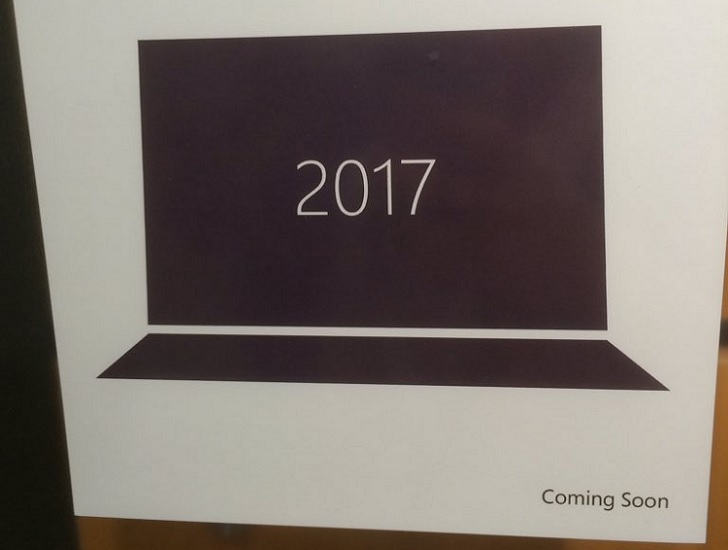 Surface 2017 Coming Soon