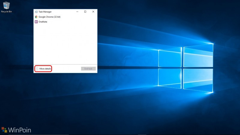 Cara Memperbaiki Blank Tile di Start Menu Windows 10