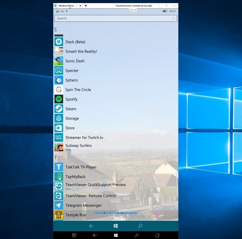 TeamViewer QuickSupport Segera Hadir di Windows Store | WinPoin
