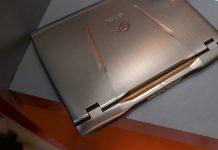ASUS ROG GX700: Laptop Gaming Super Power dengan Liquid Cooling