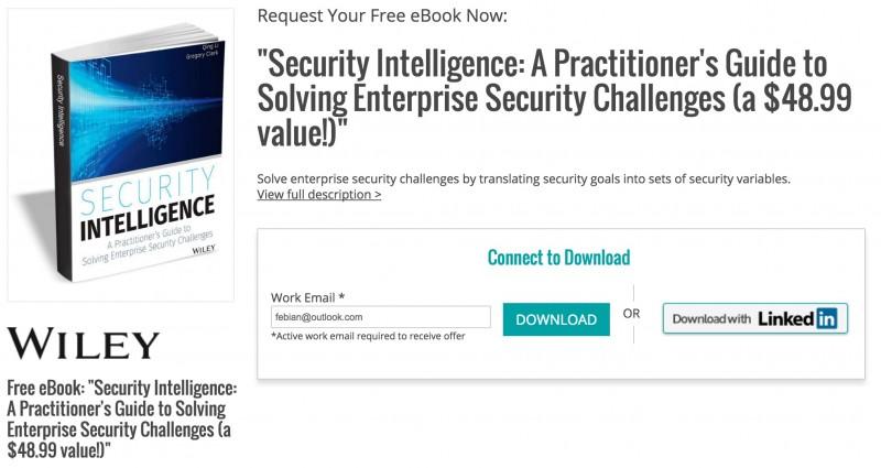 Download Ebook Premium: Security Inteligence, Senilai $48.99 (Gratis!)
