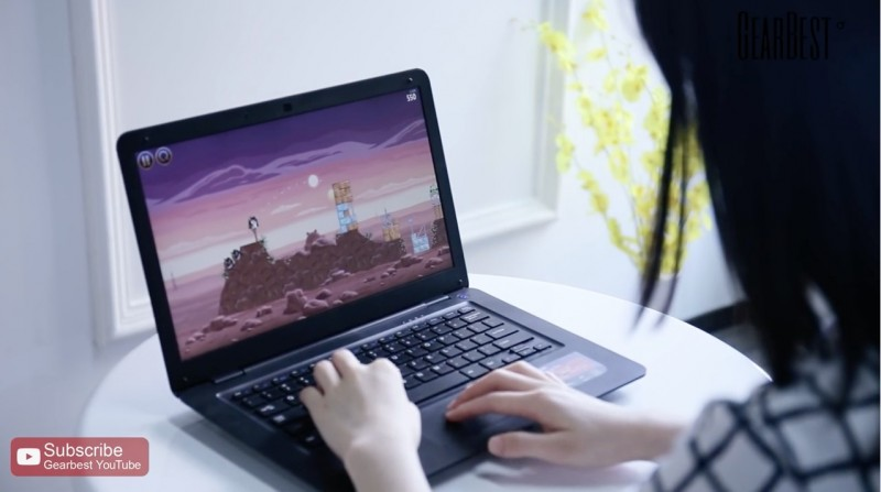 DEEQ A7: Laptop dengan 1TB HDD + 64GB SSD Seharga 2.8 Jutaan