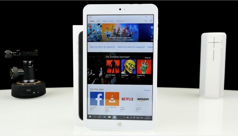 Diskon Besar Berbagai Tablet Windows 10 Buatan Tiongkok