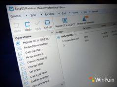 Mudahnya Mengatur Partisi Windows dengan EaseUS Partition Master