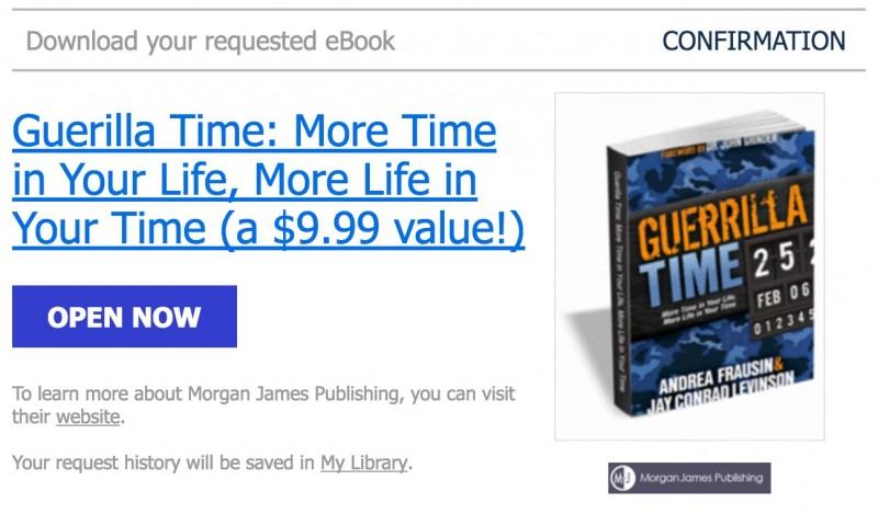 Download Ebook Premium: Jago Mengelola Waktu (Senilai 130 ribu, Gratis!)