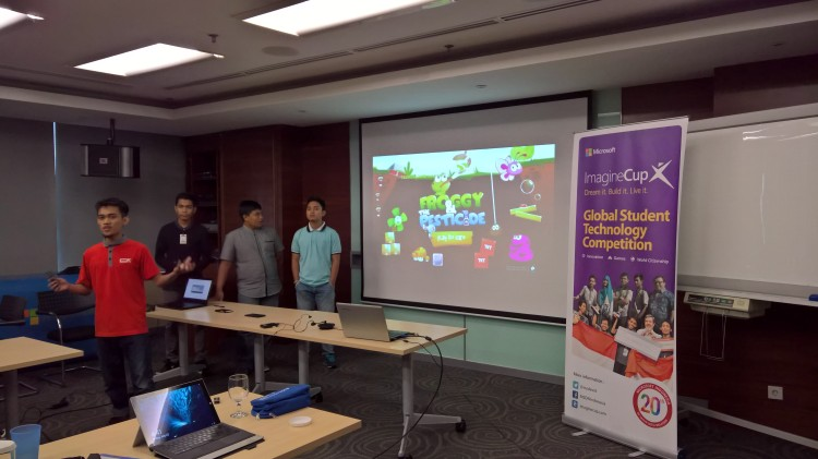 Dukung None Developers: Berjuang di World Final Imagine Cup 2016!