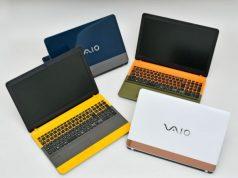 VAIO Merilis Laptop Fashionable Warna-Warni, Specs Rendah Tapi Harga Tinggi