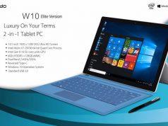 Vido W10: Microsoft Surface 3 Clone Seharga 5.2 Jutaan