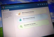 Membuka Password File MS Word dengan Word Password Recovery