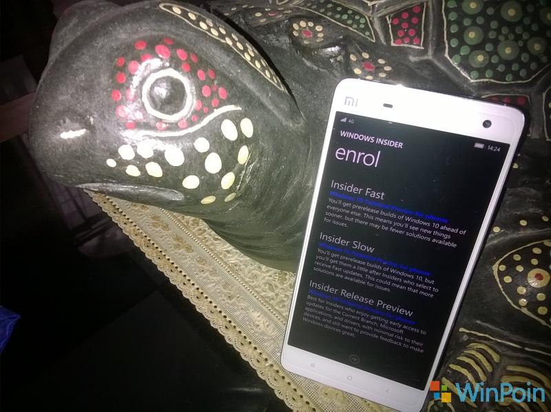 Mau Windows 10 Mobile Anniversary Update Sekarang juga? Gunakan saja Insider Release Preview Ring!