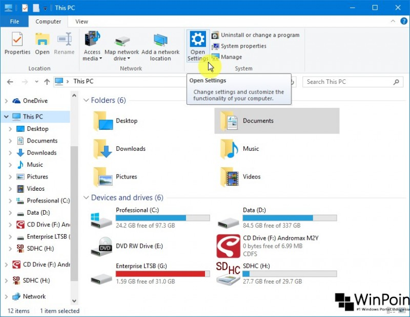 10 Cara Membuka Settings di Windows 10 (4)
