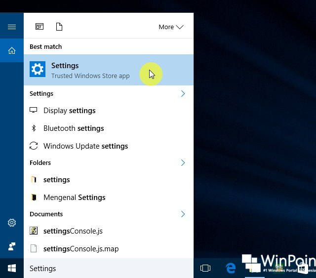 10 Cara Membuka Settings di Windows 10 (7)