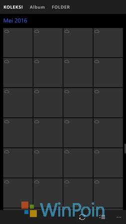 Cara Memunculkan Foto dari OneDrive