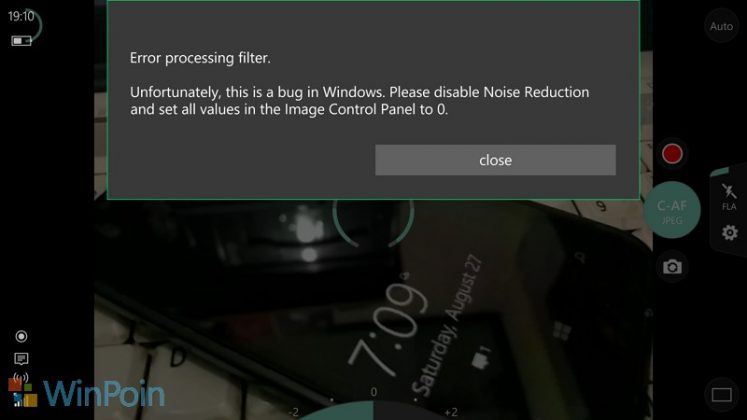 Review ProShot UWP di Windows 10 Mobile