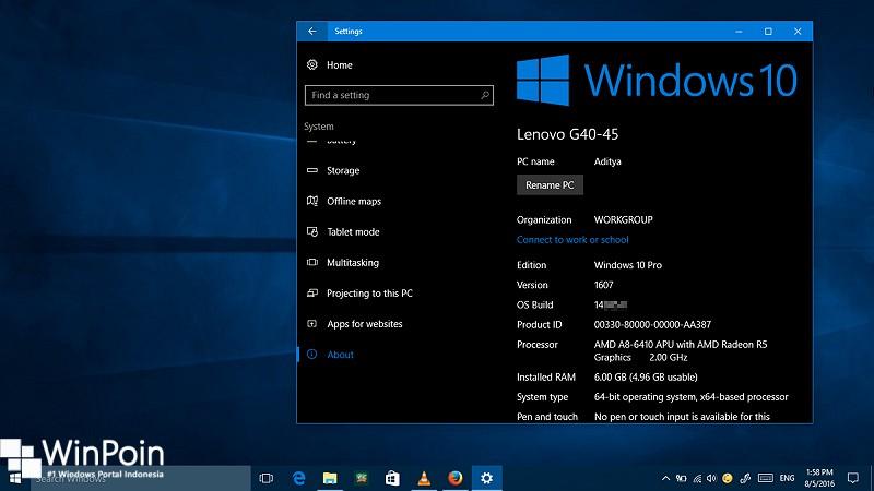 Beberapa Hal yang Perlu Kamu Lakukan Setelah Upgrade ke Windows 10 Anniversary Update (2)