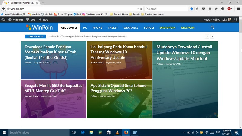 Cara Browsing di Mozilla Firefox tanpa Koneksi Internet (1)