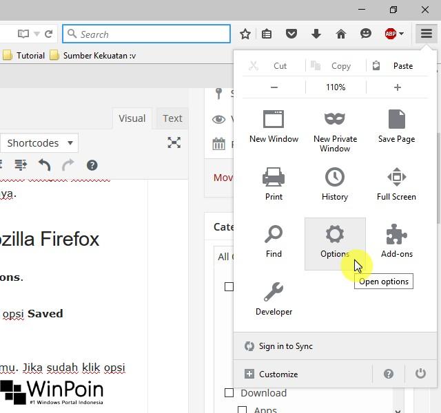 Cara Melihat Password yang Tersimpan di Mozilla Firefox (2)