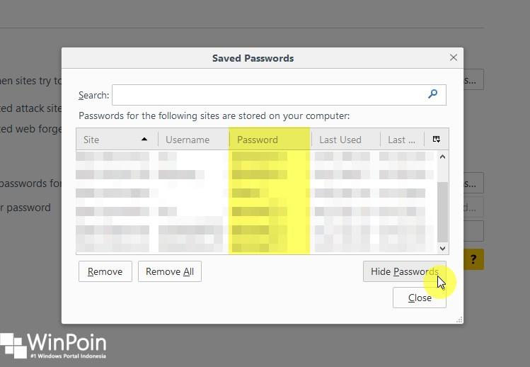Cara Melihat Password yang Tersimpan di Mozilla Firefox (5)
