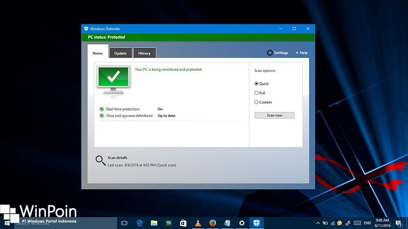 Cara Mematikan Notifikasi Windows Defender di Windows 10 (1)