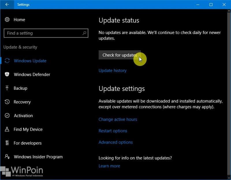 Cara Mendapatkan Windows 10 Anniversary Update (2)