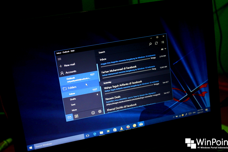 how to create a signature in windows 10 mail