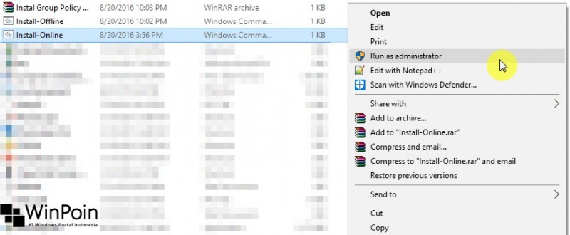 Cara Menginstal Group Policy Editor di Windows 10 Home (1)