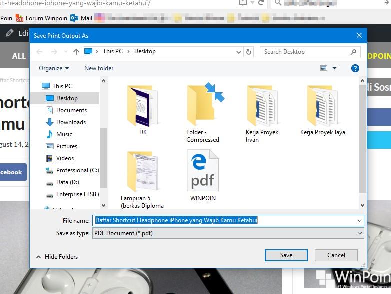 Cara Menyimpan Halaman Web Sebagai File PDF di Windows 10 (2)