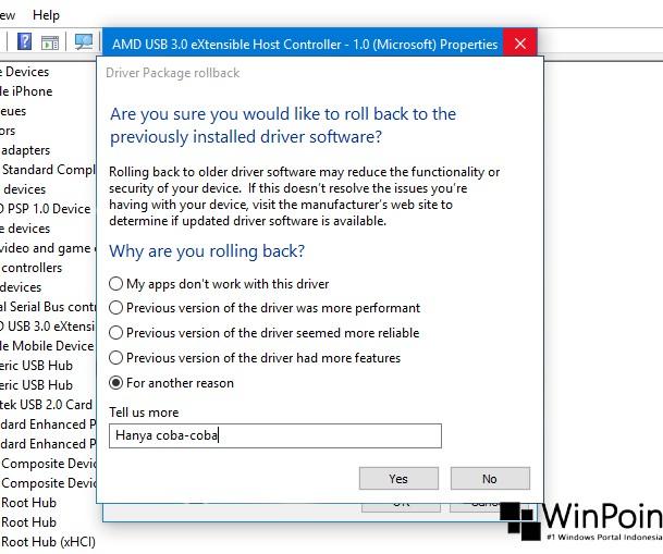 Cara Rollback Driver ke Versi Sebelumnya di Windows 10 (4)