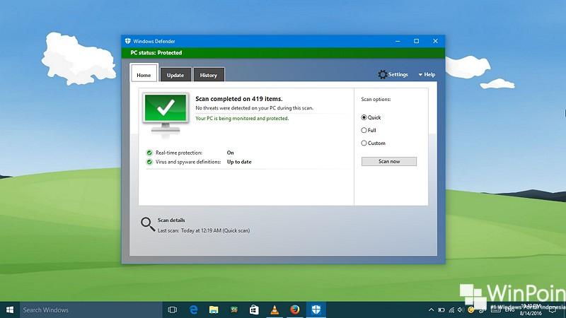 Cara Scan File dan Folder dengan Windows Defender di Windows 10 (1)