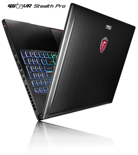 MSI Merilis Laptop Gaming Seri Terbaru dengan GTX 10 Series
