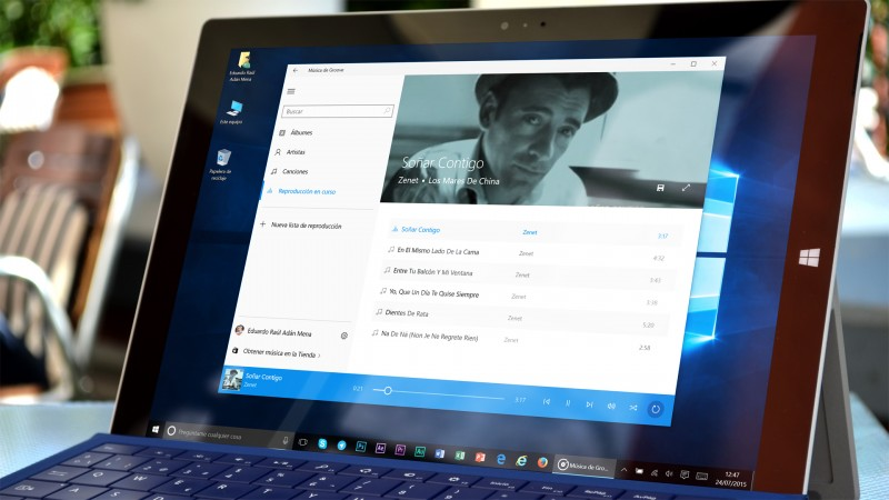 Groove-Music-Surface-Pro-3-Windows-10