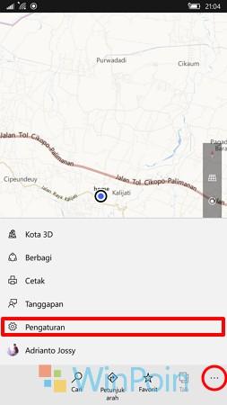 2 Cara untuk Mengunduh Offline Maps di Windows 10 Mobile