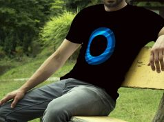 """Terbatas: Tampil Beda dengan Kaos Cortana """"Soft Glow"""" yang Menyala dalam Gelap"""