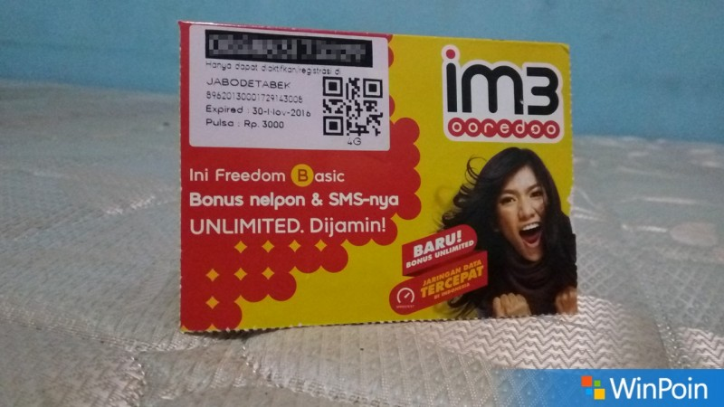 Review Freedom Combo Indosat Ooredoo