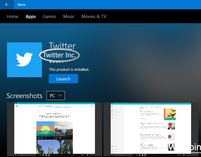 Tips Menemukan Aplikasi Terpercaya di Windows Store (2)
