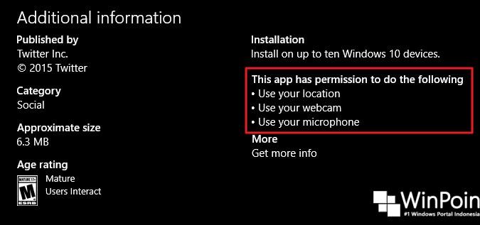Tips Menemukan Aplikasi Terpercaya di Windows Store (5)