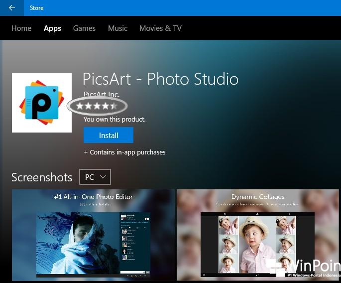 Tips Menemukan Aplikasi Terpercaya di Windows Store (6)